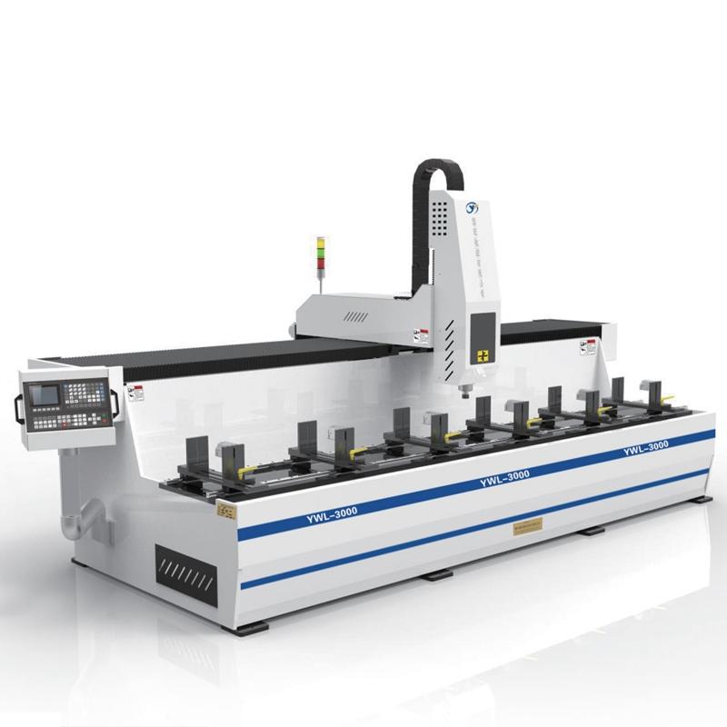 YWL-3000单臂式数控钻床